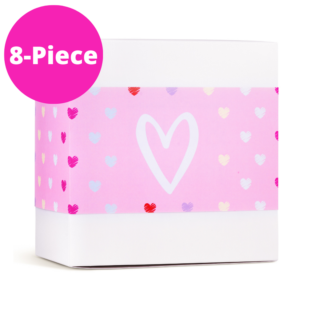 Heart Gift Box (8-Piece)