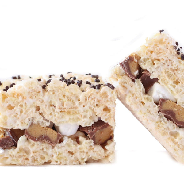 Peanut Butter Cup Crispies (Limited-Edition)