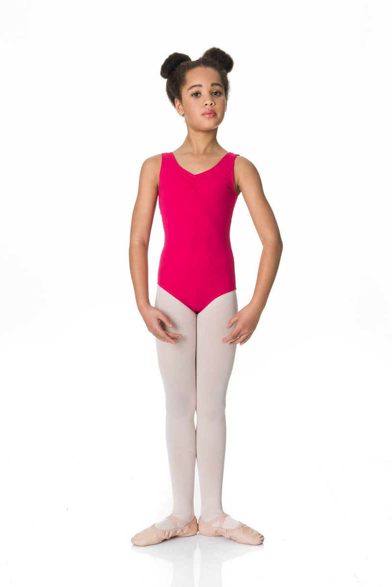 STUDIO 7 THICK STRAP LEOTARD TCL01 /TAL01