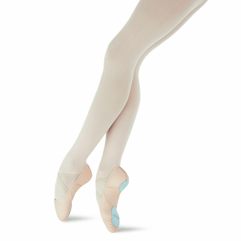 CAPEZIO JULIET SPLIT SOLE BALLET 2027/2027A