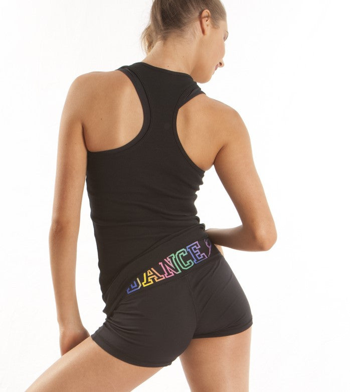 ENERGETIKS DANCE T BACK SINGLET WITH KPA LOGO ADULT'S AC65
