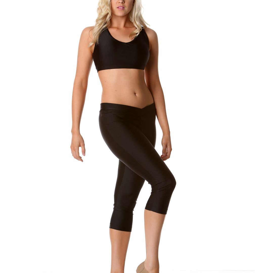 STUDIO 7 3/4 LEGGINGS ADULT ADLG02