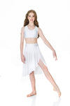STUDIO 7 INSPIRE MESH SKIRT  ADULT SIZES ADSK05