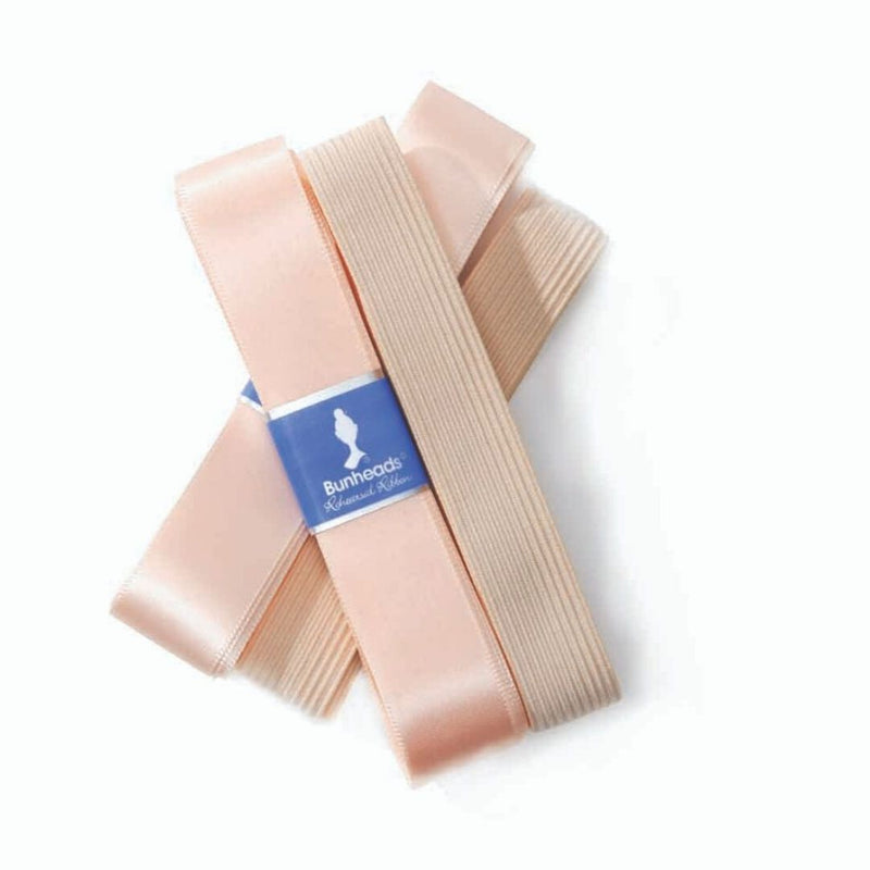 BUNHEADS  REHEARSAL RIBBON AND ELASTIC BH315U