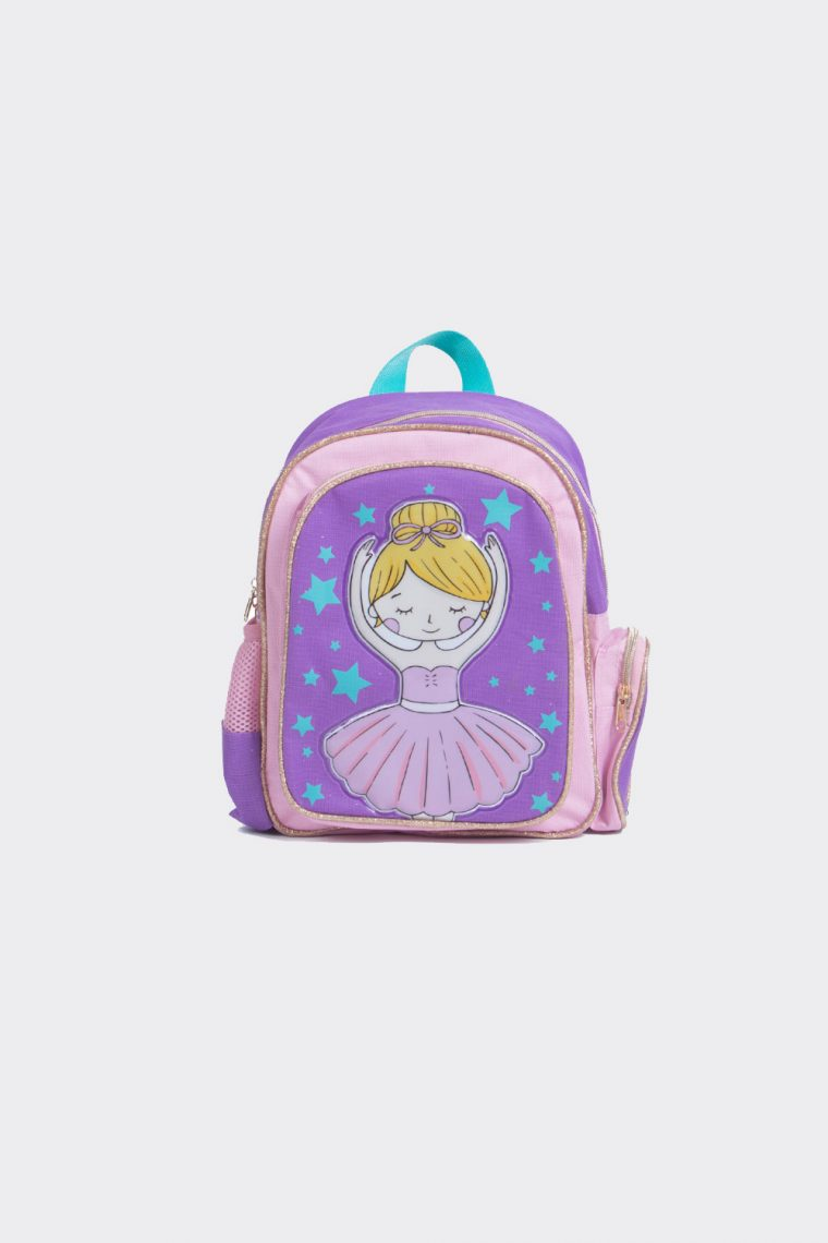 STUDIO 7 BALLERINA STAR BACK PACK BP01