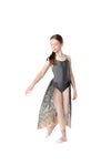 STUDIO 7 GIRLS MIDNIGHT CONTEMPORARY DRESS CHD11
