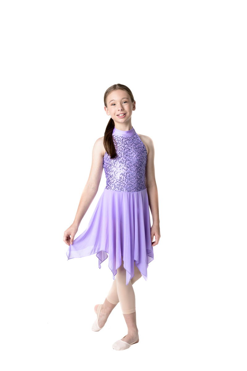 STUDIO 7 GIRLS PASTEL ESSENCE DRESS CHD12