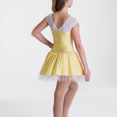 STUDIO 7 POLKA DOT PRINCESS DRESS CHD19