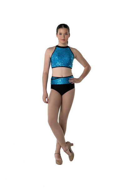 STUDIO 7 BRIGHT LIGHTS TWO TONED BRIEFS CHS10 /ADS10