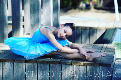 STUDIO 7 TWO TONE SPARKLE TUTU CHTU03