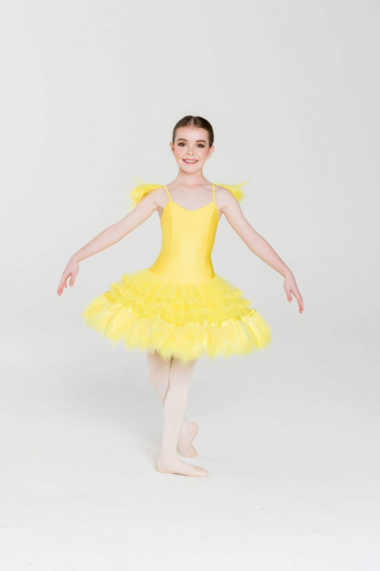STUDIO 7 FEATHER FRILLS TUTU CHTU08