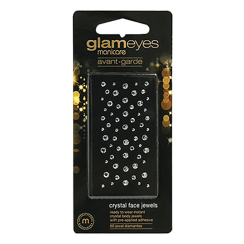 LADY JAYNE MANICARE GLAM CRYSTAL FACE JEWELS
