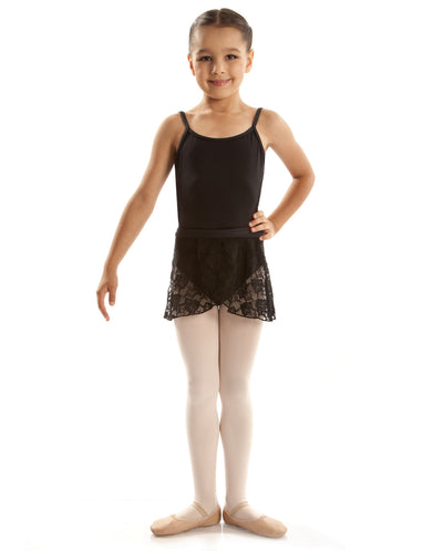 ENERGETIKS MELODY LACE WRAP SKIRT CHILD CS31