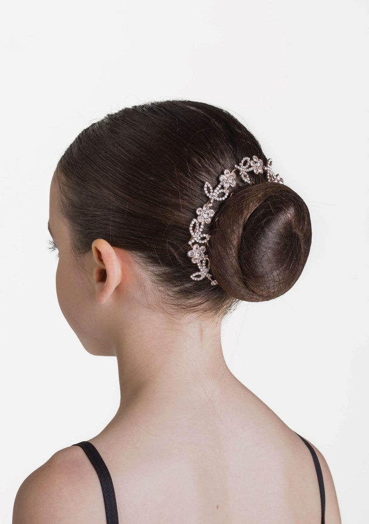 STUDIO 7 FLORAL SPARKLE HAIRPIECE HP09