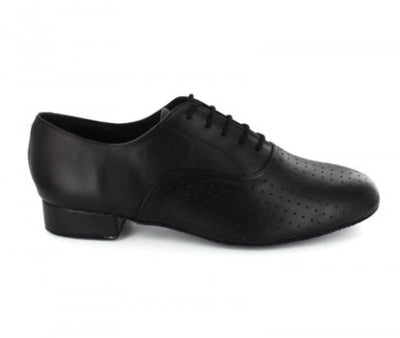 DIVINE DANCE FRED BLACK MEN'S STANDARD BALLROOM SHOE