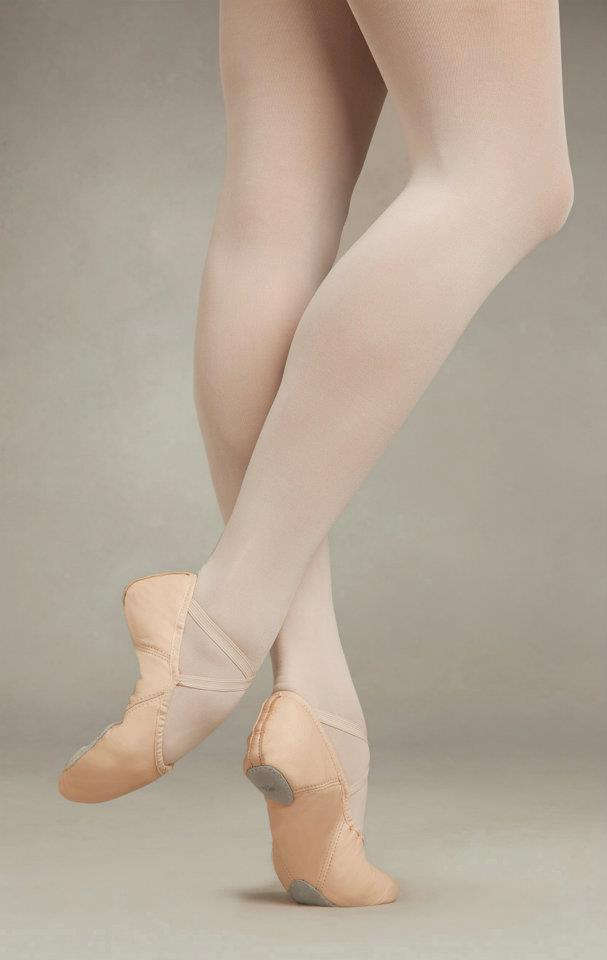 CAPEZIO JULIET FULL SOLE BALLET SHOES 20271 / 20271A