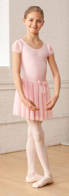 CAPEZIO CIRCULAR PULL ON SKIRT  N1417C