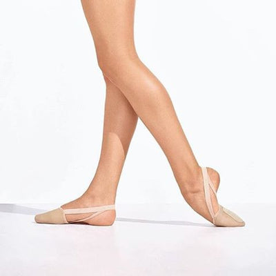 CAPEZIO LEATHER PIROUETTE II H062 TURNING SHOE