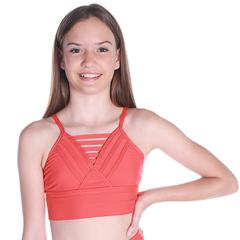 COSI G RELEASE CROP TOP -IN THE WILD COLLECTION