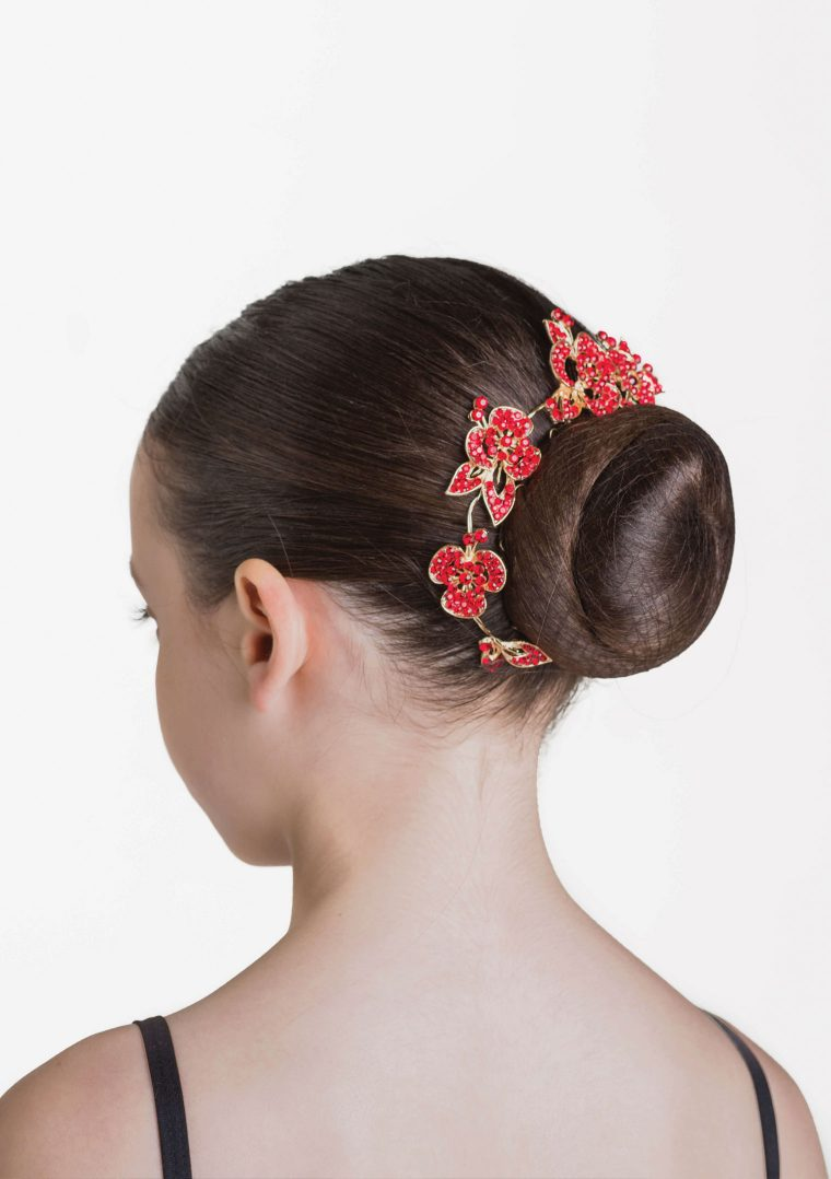 STUDIO 7 RUBY SPARKLE HAIRPIECE HP13