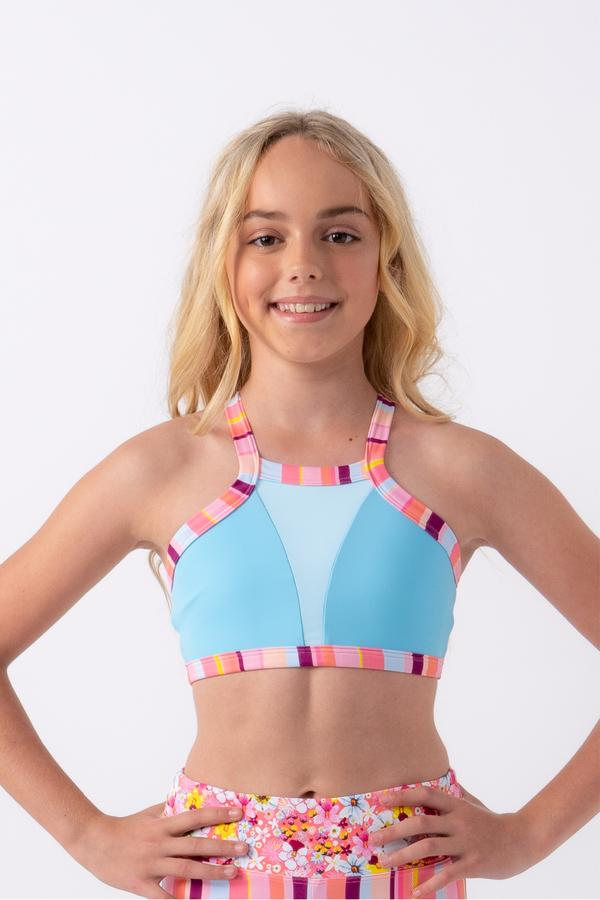 SYLVIA P MAISY CROP TOP