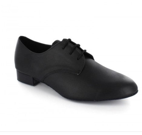 DIVINE DANCE WINDSOR BLACK MENS STANDARD BALLROOM SHOE