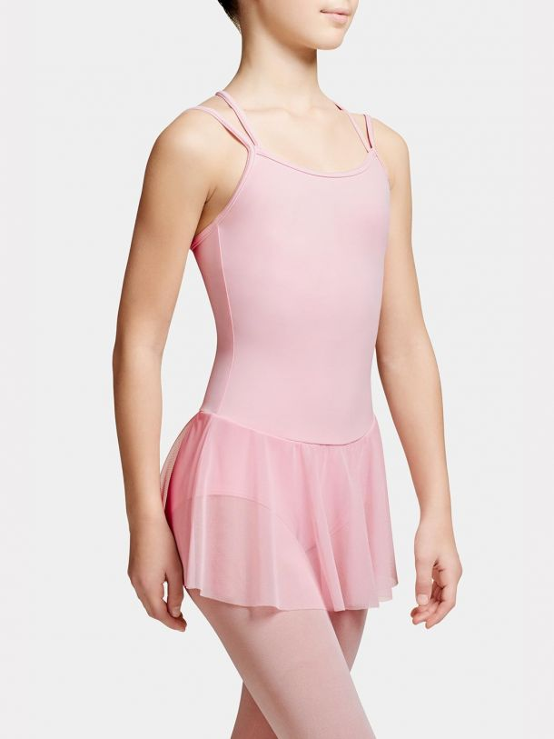 CAPEZIO BOHO FAIRYTALE CAREFREE CAMISOLE DRESS - Girls 10971C