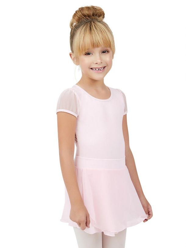 CAPEZIO STUDIO COLLECTION PULL ON SKIRT SE1055C / TC0011C