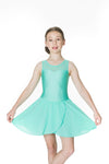 STUDIO 7 MESH LYRICAL DRESS CHILD CHD04