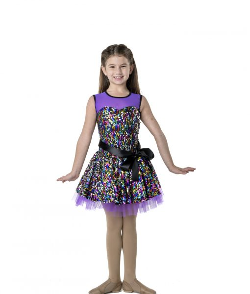STUDIO 7 GIRLS' PARTY PRINCESS DRESS CHD07