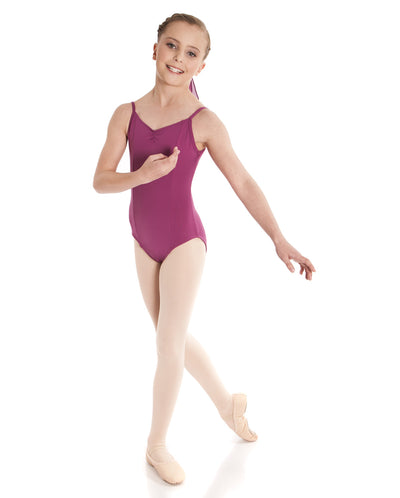 ENERGETIKS PRINCESS LINE CAMISOLE LEOTARD CHILD CL09