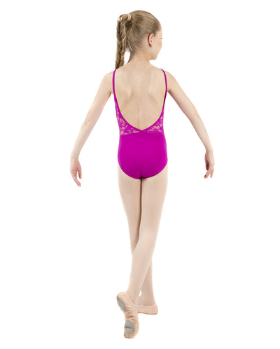 ENERGETIKS LAYLA CAMISOLE LEOTARD CHILD CL106