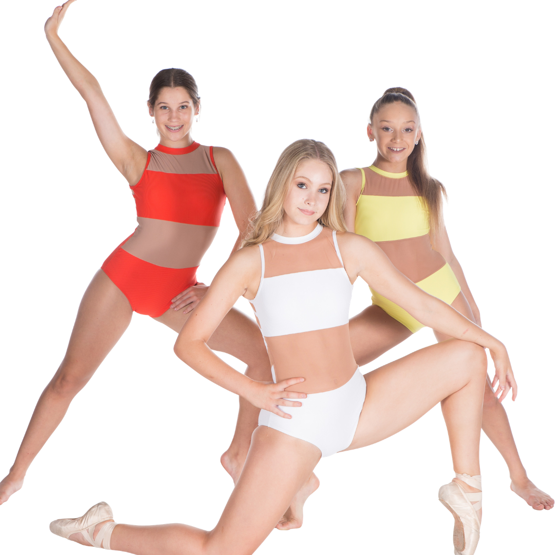 COSI G STRUT LEOTARD -SWEET AND SASSY COLLECTION