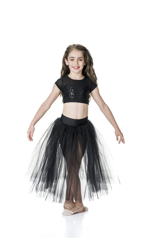 STUDIO 7 DREAM ROMANTIC TUTU SKIRT  CHILD SIZES CHRS01