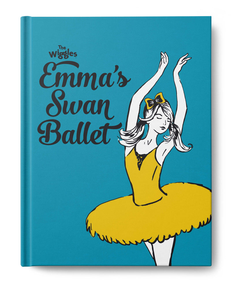 THE WIGGLES: EMMA'S SWAN BALLET PICTURE BOOK