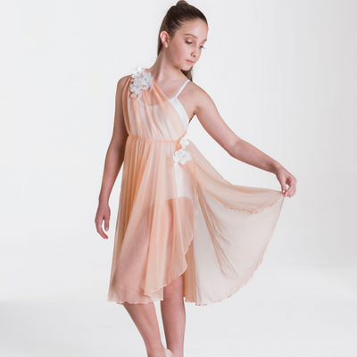 STUDIO 7 GRECIAN LYRICAL DRESS CHD14/ ADD14