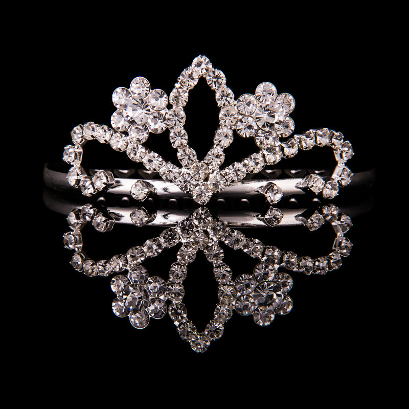 MAD ALLY SMALL FLOWER TIARA H31686