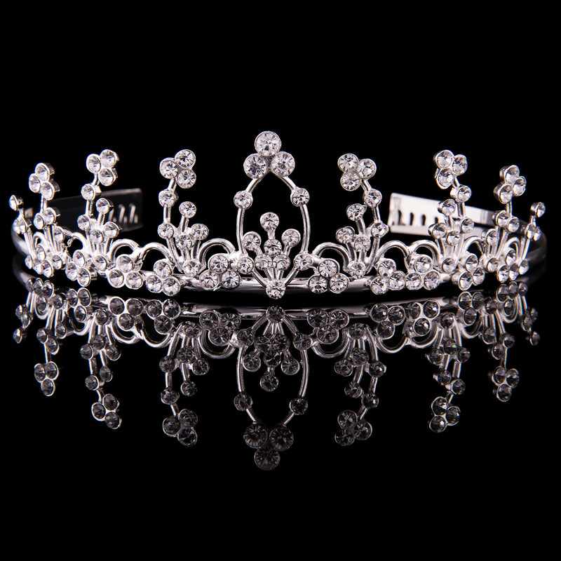 MAD ALLY LARGE DIAMANTE TIARA H40269