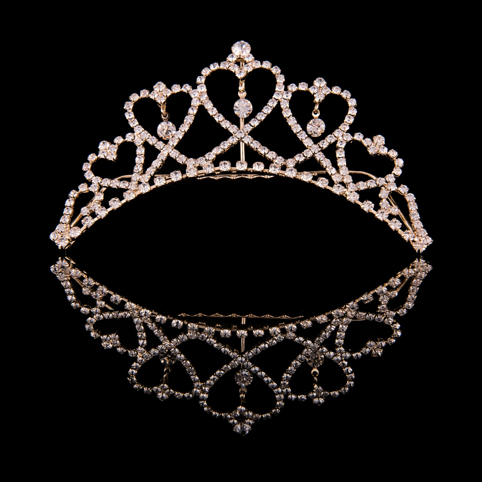 MAD ALLY MEDIUM HEART TIARA H40362