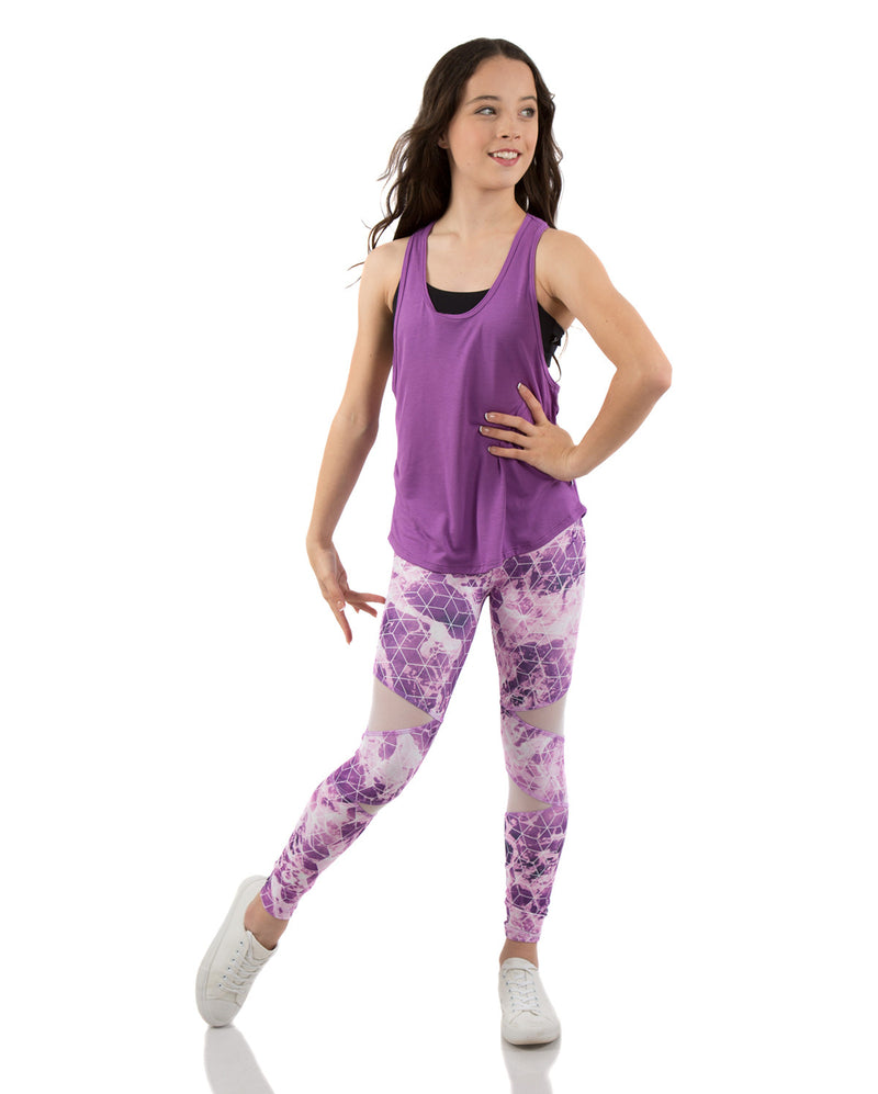 ENERGETIKS CRYSTAL TIDE CHILD HANNAH SINGLET ICAT50
