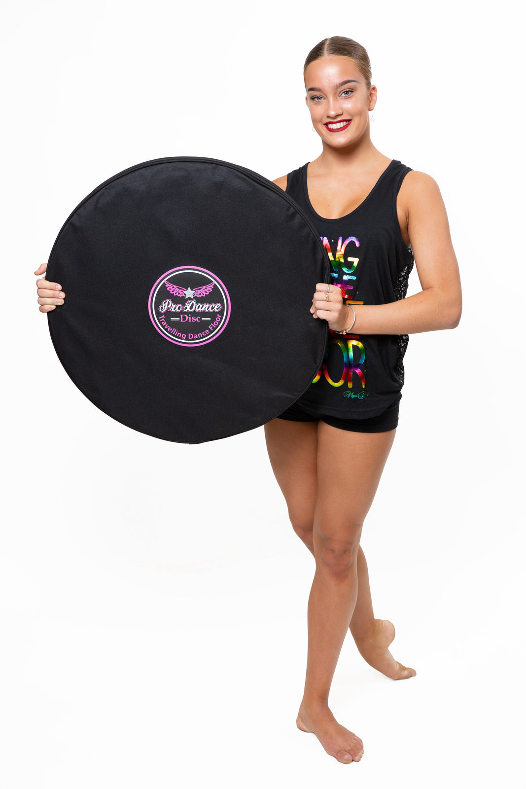MAD ALLY PRO DANCE DISC - TRAVELLING DANCE FLOOR