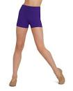 CAPEZIO TEAM BASIC HIGH WAISTED GUSSET SHORTS ADULT TB131