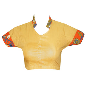 Collar Neck Readymade Blouse