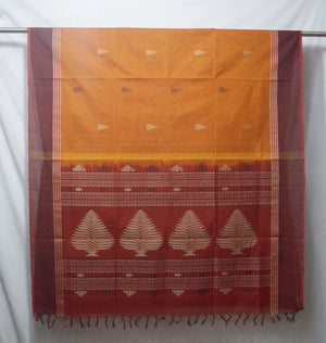 Village Cotton Saree