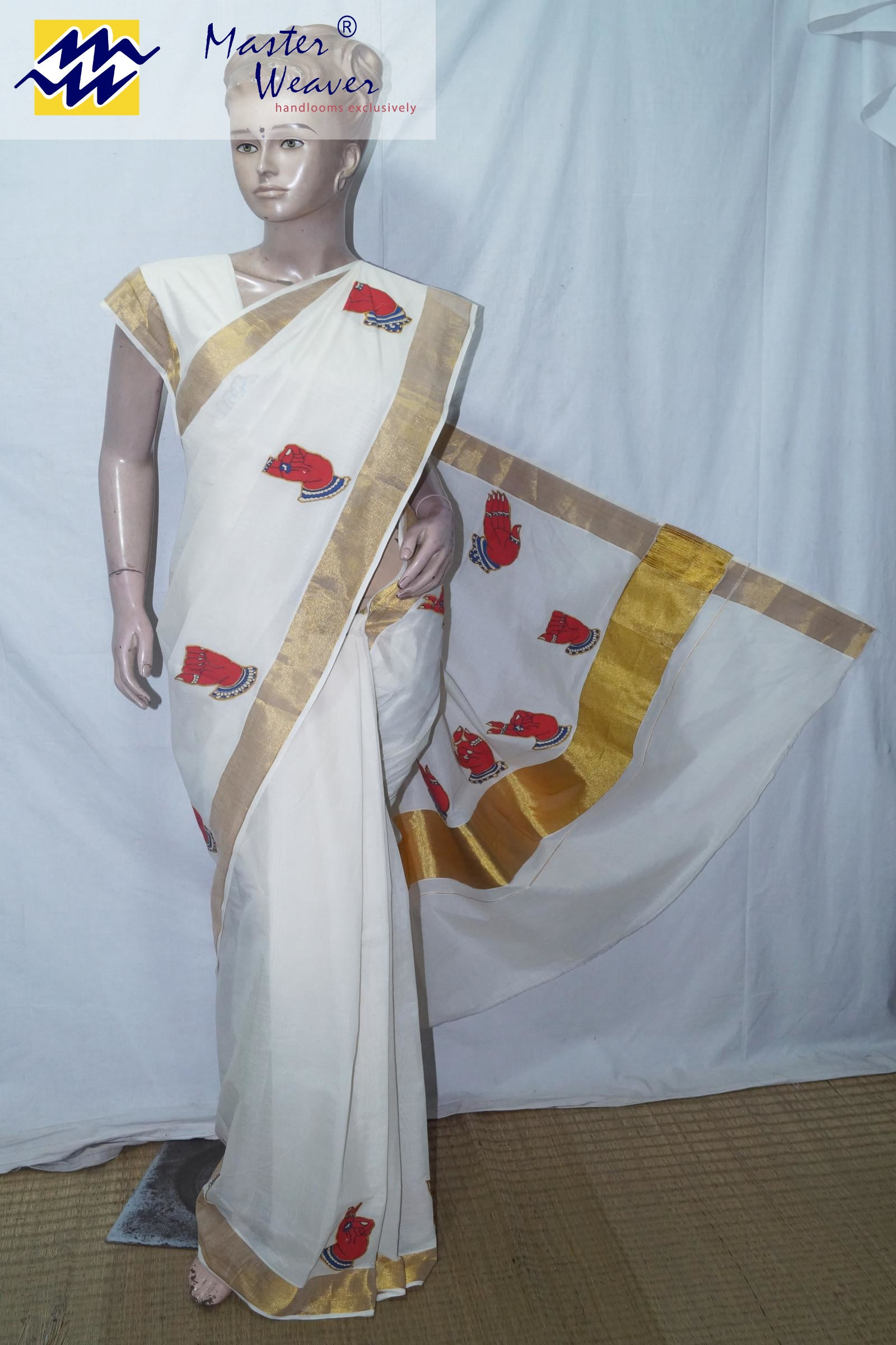 Kerala Cotton Sarees