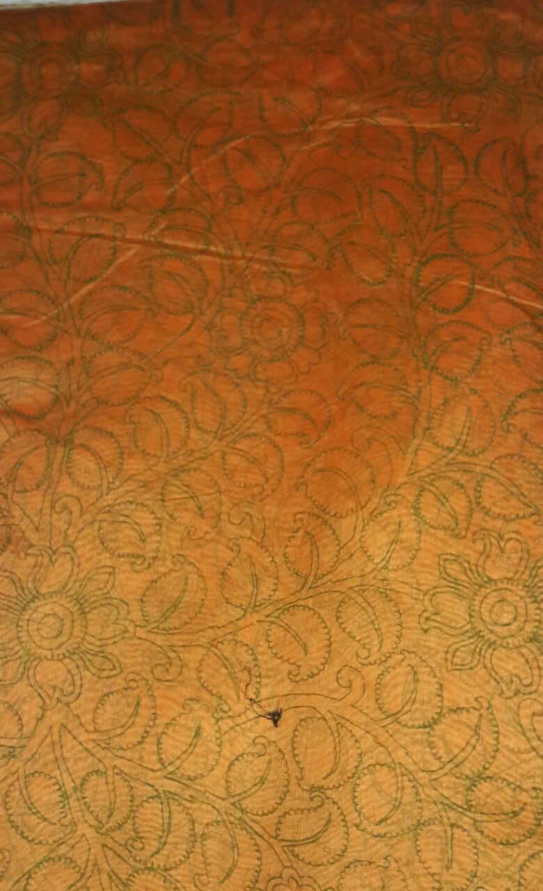 Chanderi Single Tone Fabric