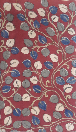 Pen Kalamkari Fabric