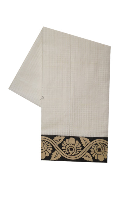 Mangalagiri Missing Checks Blouse Fabric