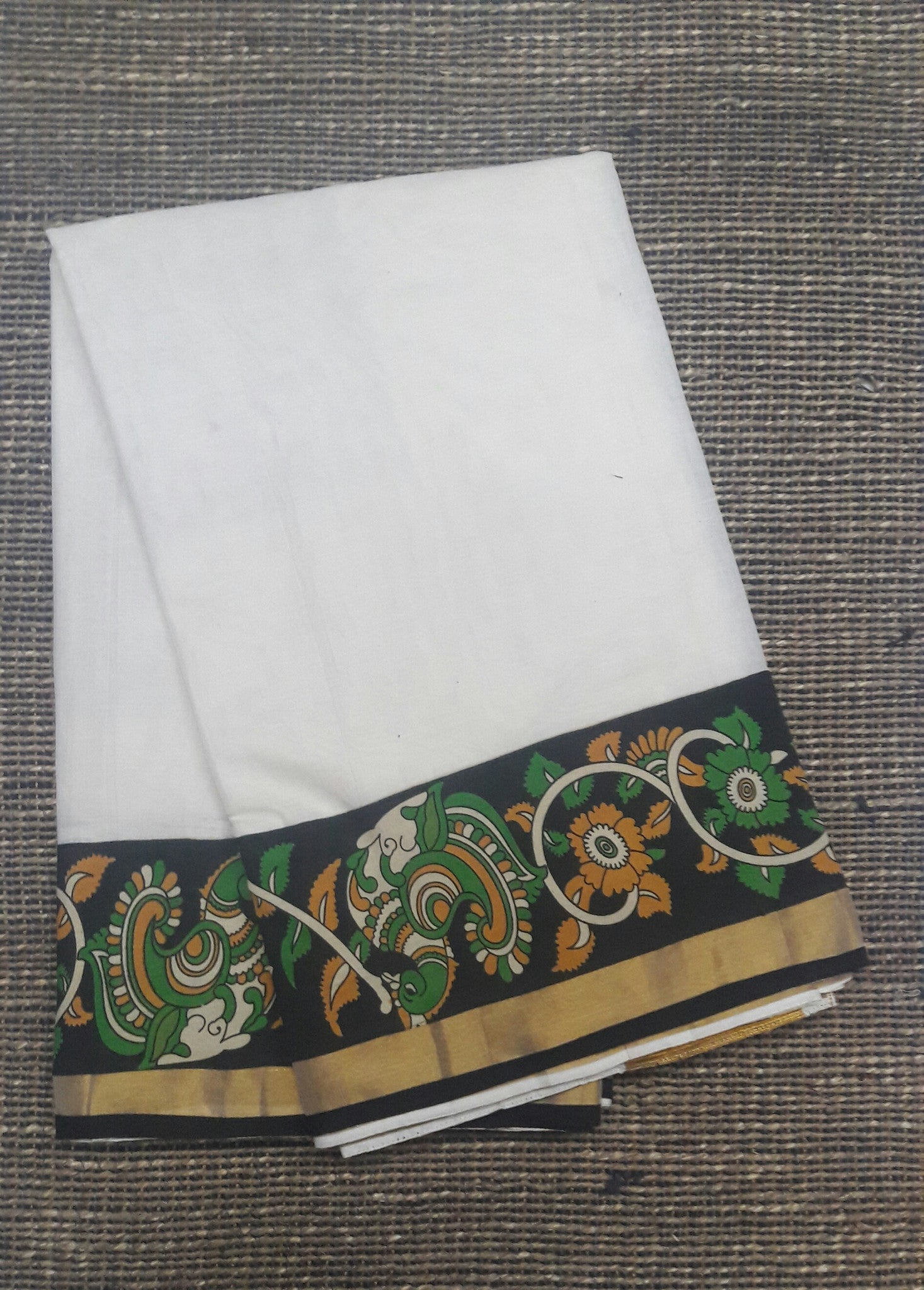 Kerala Cotton Saree