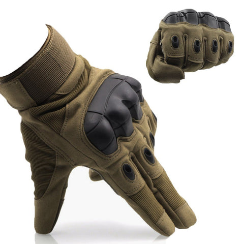 men's tech touch outdoor gloves, OMGAI